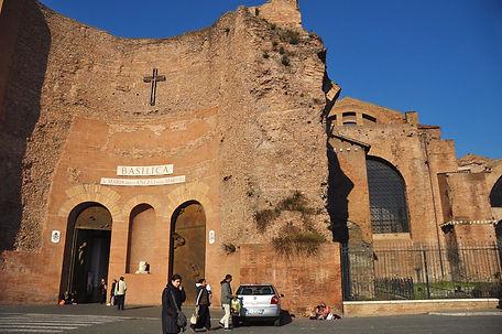Basilica Santa Maria degli Angeli e dei Martiri