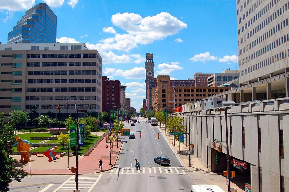 Балтимор, Мэриланд, США. Фото Michael Ostendorp, Flickr (c)