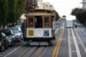Канатные трамваи Сан-Франциско
