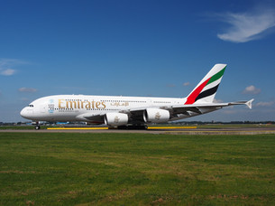Полет на лучшем самолете мира - А380 компании Emirates