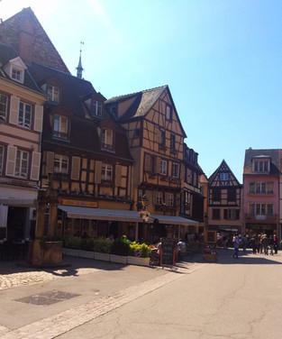 Кольмар - винная столица Эльзаса