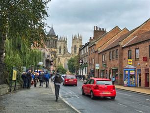 Йорк - один из самых древних городов Англии