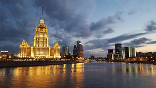 Where to stay in Moscow close to Luzhniki football Stadium?