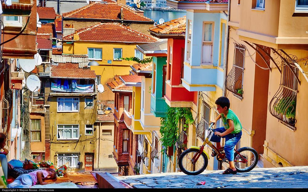 Улицы Стамбула. Фото Moyan Brenn, Flickr (c)