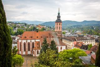Почему Баден-Баден был самым популярным курортом XIX века?