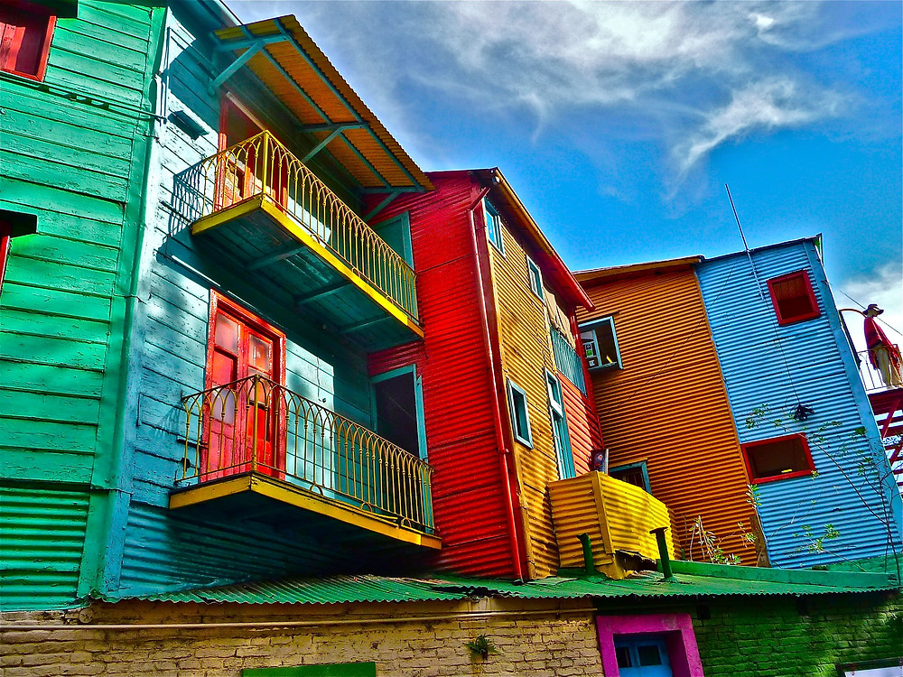 Буэнос-Айрес. Фото Marissa Strniste, Flickr (c)
