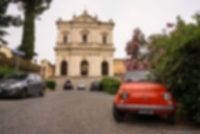 Базилика Сан-Грегорио-Маньо на Целии