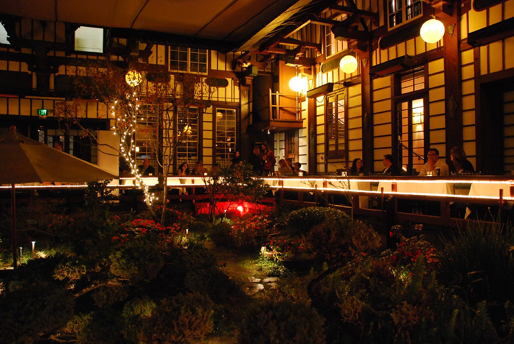 Интерьер Yamashiro. Photo by Yelp Inc., flickr (c)