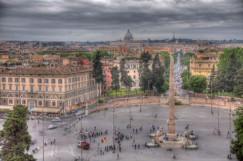 Piazza di Popolo