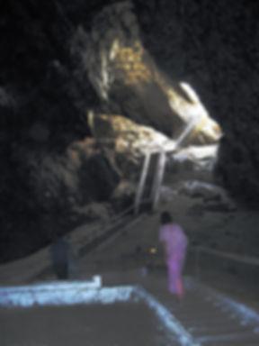 Подземное озеро Ков-Ата (Köw-ata)