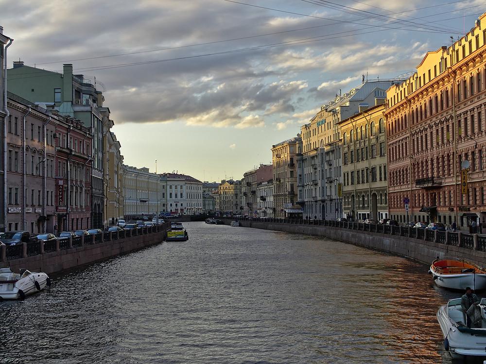 Санкт-Петербург, Россия. Фото Dmitry Dzhus, Flickr (c)