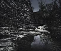 Dépt 07_ Ruisseau de Angès  - 2019 Pastell 100 x 120 cm.jpg