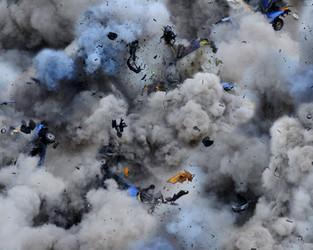 Daniel und Geo Fuchs, Explosion - Sequence #2