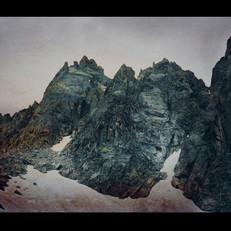 Florian Richter, Madatschtürme, Triptychon