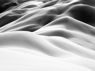 Peter Mathis - Schnee 6, Schweiz