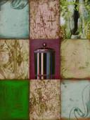 Andreas Scholz, Zusammenstellung - 9 Holztafeln