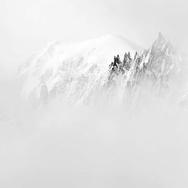 Peter Mathis - Mont Blanc 1, Frankreich