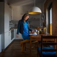 Katerina Belkina, Kitchen Story (Serie Zweiraumwohnung)