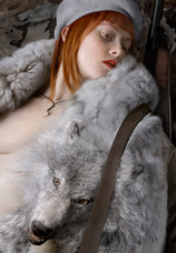 Katerina Belkina, Red Riding Hood. Justified Cruelty (Serie Not A Man's World)