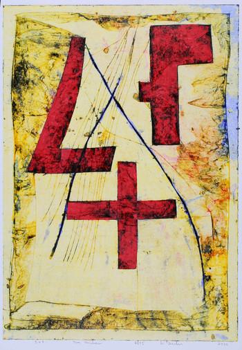 Wolf Becke, Drei Zeichen