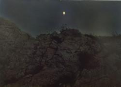 Nachtstück Ile de Frioul, 2000, 42 x 58
