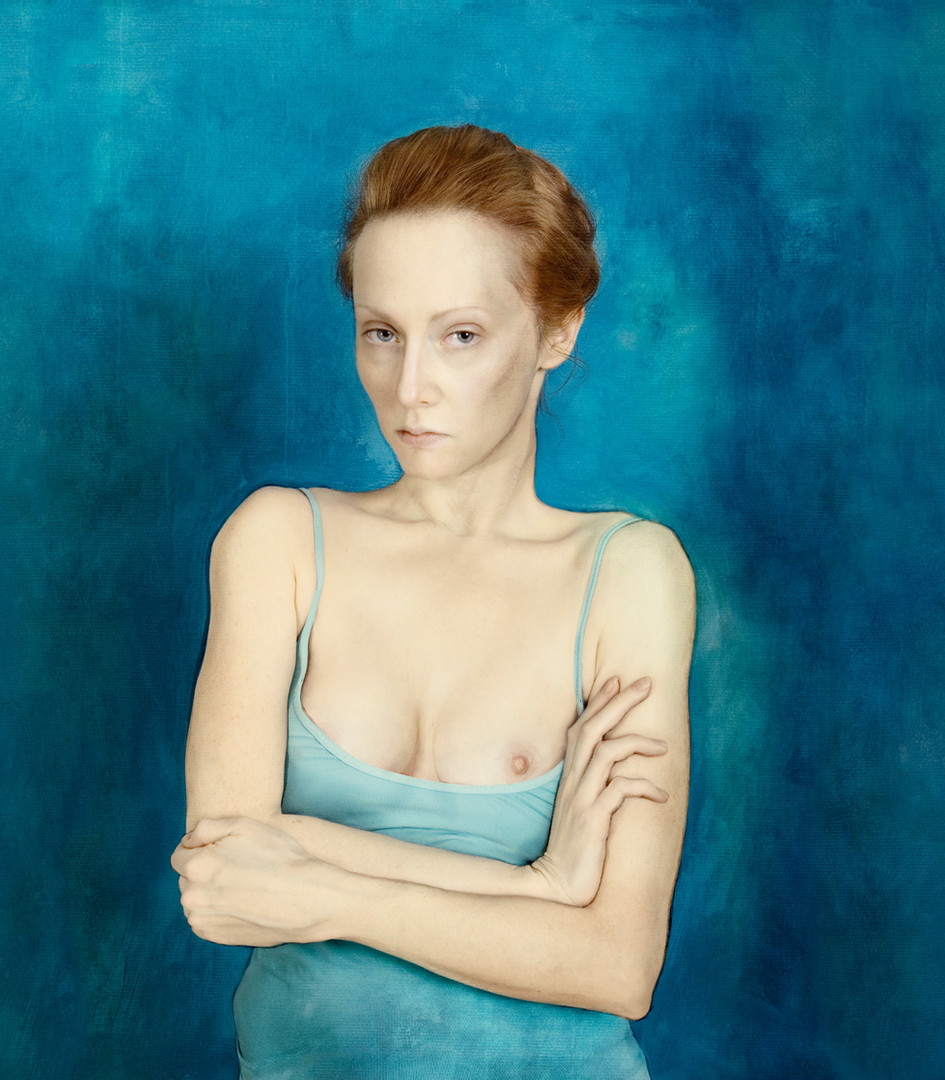 Katerina Belkina, For Picasso (Serie Paint)