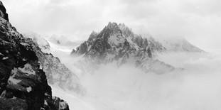 Peter Mathis - Aiguilles de Chamonix, Frankreich