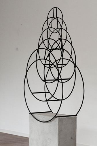 H.-M. Kissel, Cinetisches Reifen Objekt