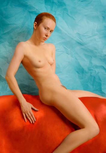 Katerina Belkina, For Petrov-Vodkin (Serie Paint)