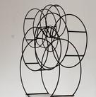 H.-M. Kissel, kinetisches Reifen Objekt