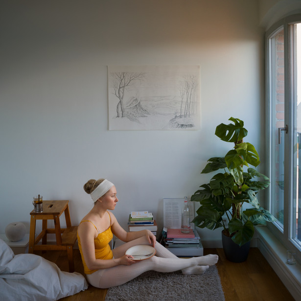 Katerina Belkina, Sunday Morning (Serie Zweiraumwohnung)