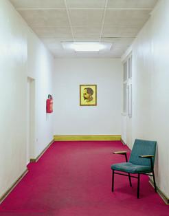 Daniel und Geo Fuchs, Mielke Etage - Flur