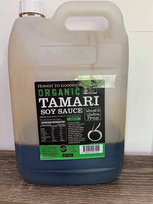 Certified Organic Gluten Free Tamari
