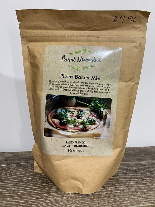 Primal Alternative pizza base bread mix