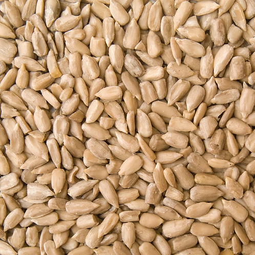 Certified organic sunflower seeds