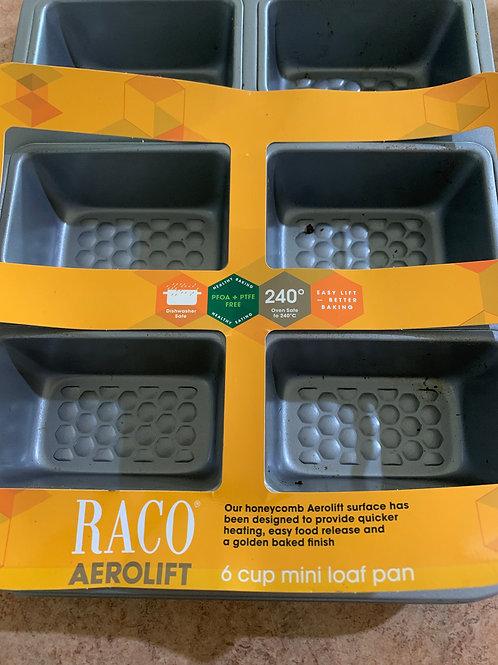 Raco Aerolift mini loaf tin