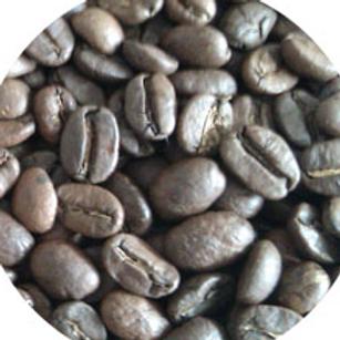 Certified organic coffee beans