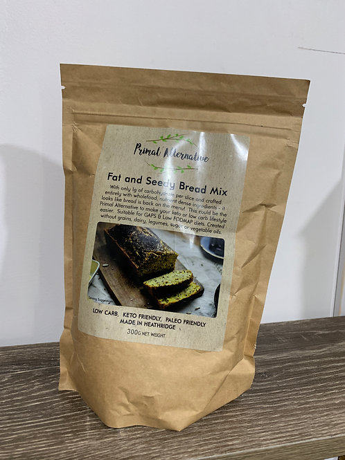Primal Alternative Fat and seedy bread mix