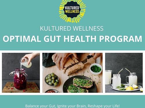 Kultured Wellness Optimal Gut Health Programs