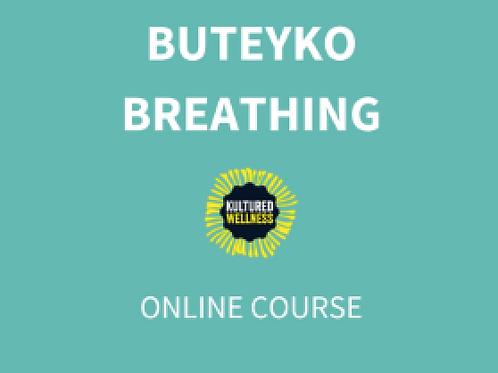 Kultured wellness Buteyko Breathing