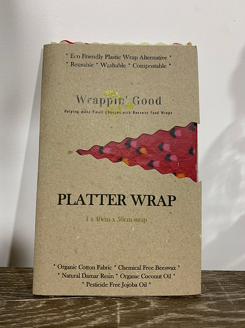 Wrappin' Good Beeswax food Wraps