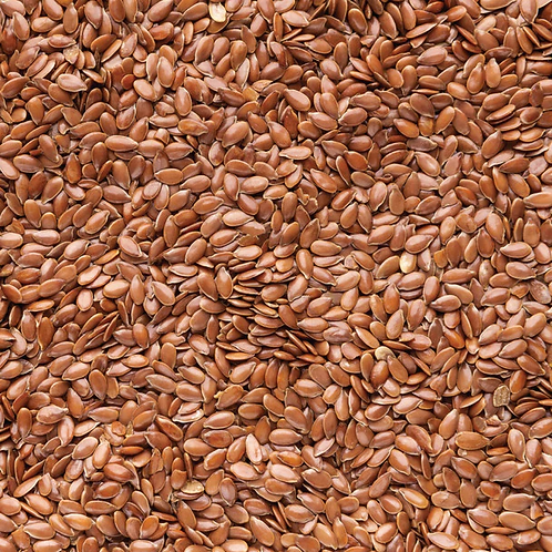 Certified Organic linseed/flax seed