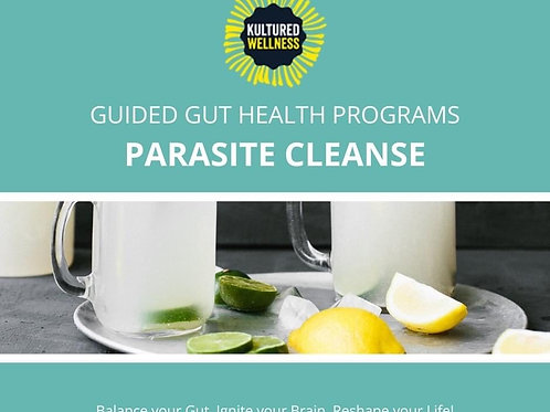 Kultured Wellness Parasite cleanse