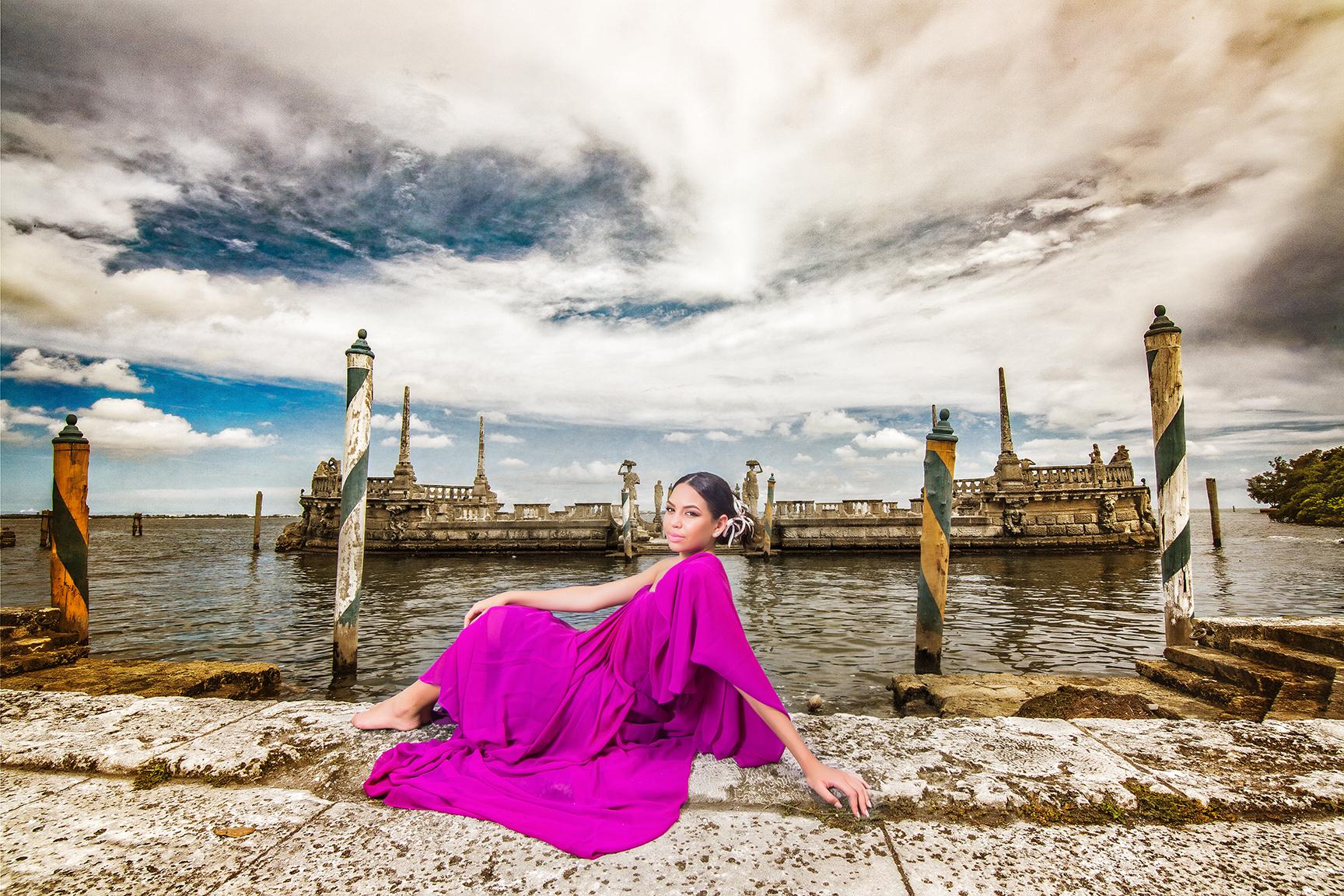 DBatista_Photography_Vizcaya_Miami_Fotografos_En_Miami_Quinceañeras_Vizcaya_Museum_&_Gardens_Miami