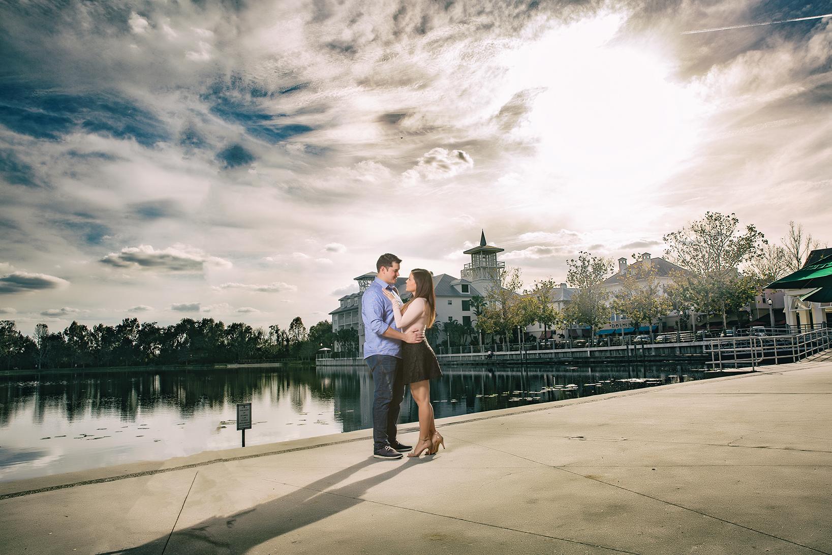 DBatista Photography Engagement Pictures_Wedding photographers in Orlando Florida