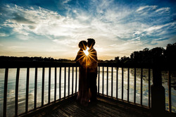 DBatista Photography_engagement Session sunset