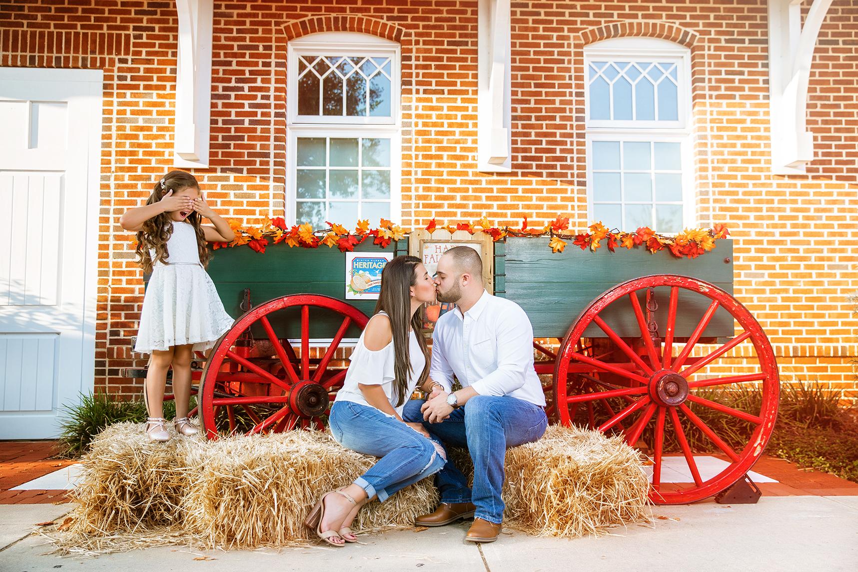 DBatista Photography_Engagement Photos_Orlando Florida_Winter Garden