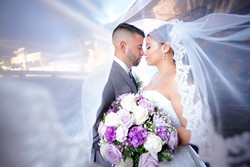 dbatista photography wedding veil