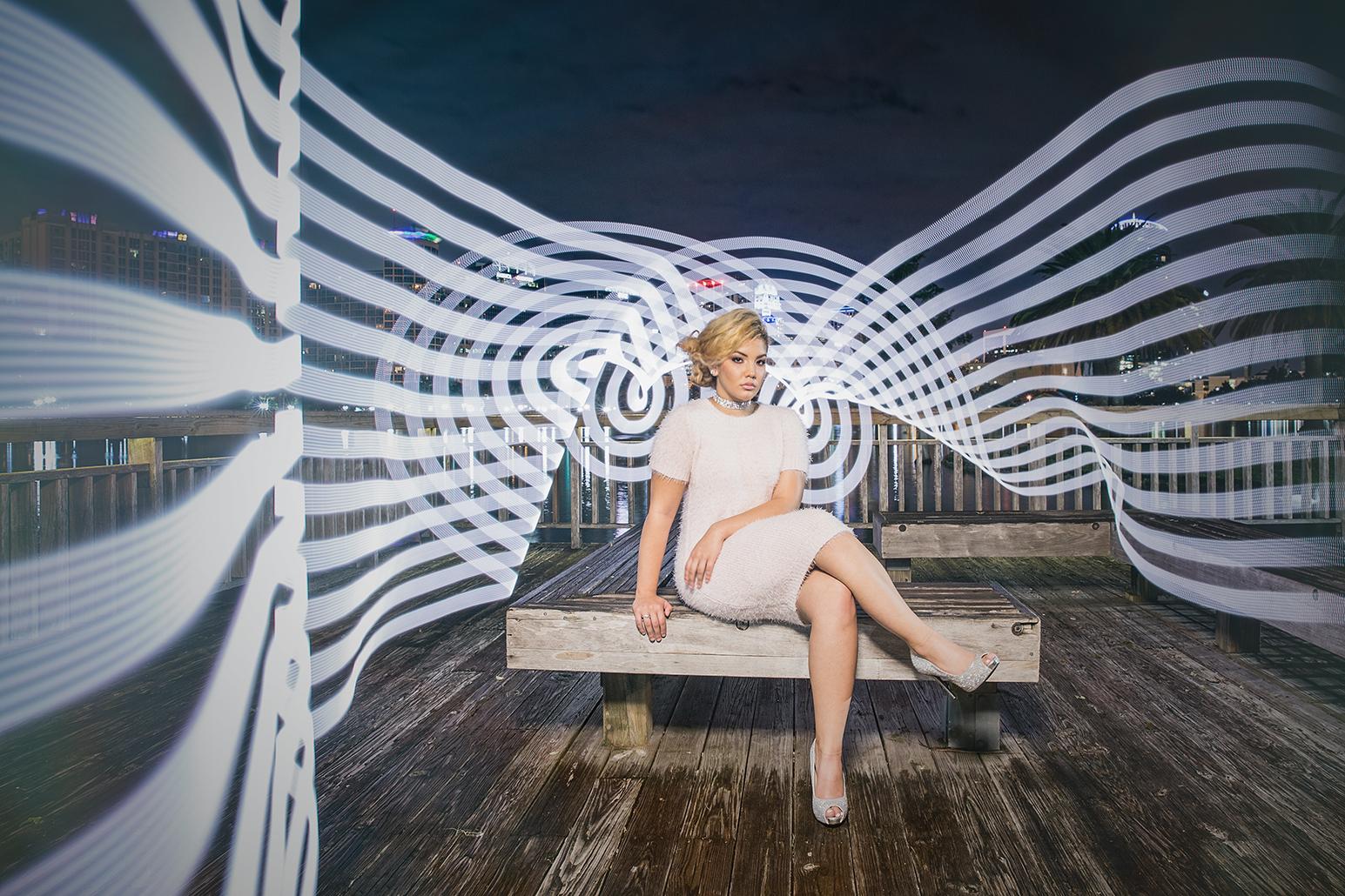 DBatista_Photography_Quinceañera_Lake_Eola_Downtown_Orlando