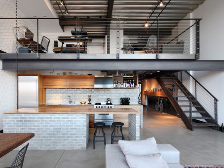 Style Files – Industrial Style